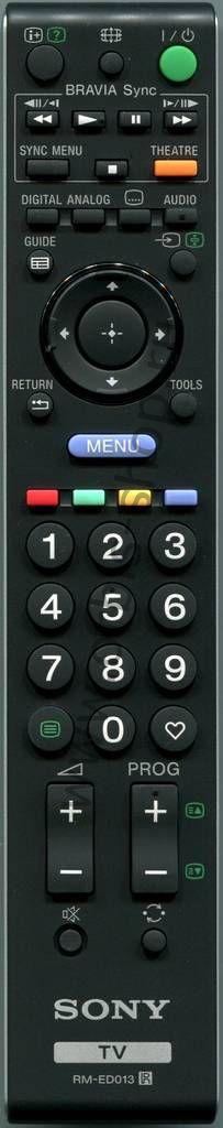 Sony RM-ED 13: купить пульт для телевизора!