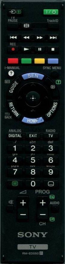 Пульт Sony RM-ED050