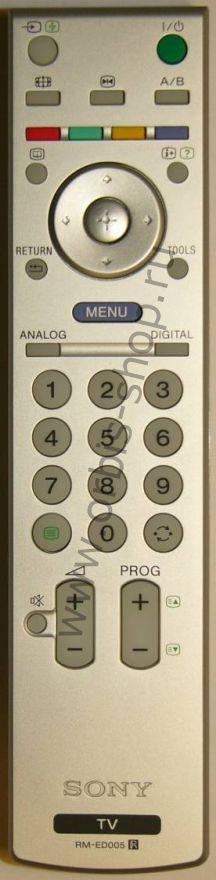 Пульт Sony RM-ED005