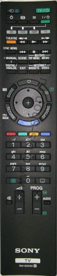 Пульт Sony RM-ED030