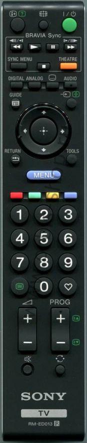 Пульт Sony RM-ED013