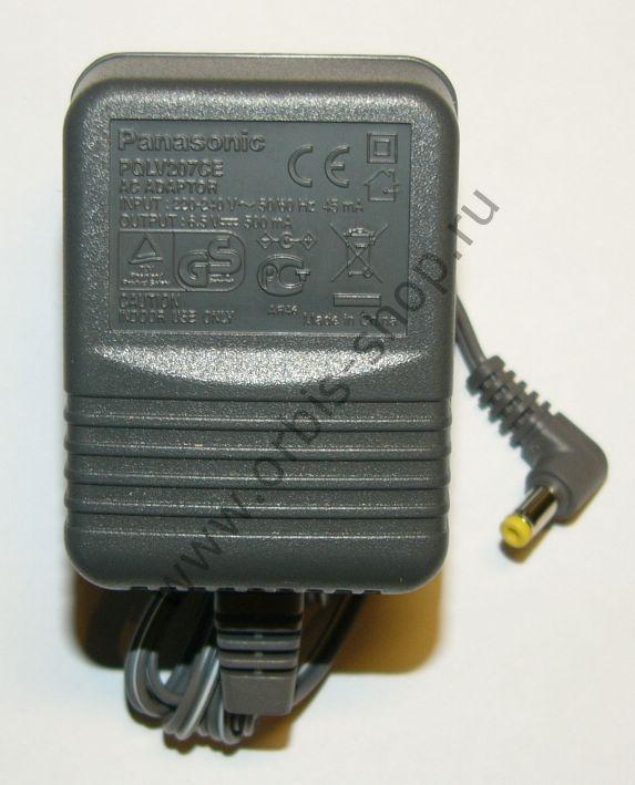 Адаптер panasonic pqlv219ce схема